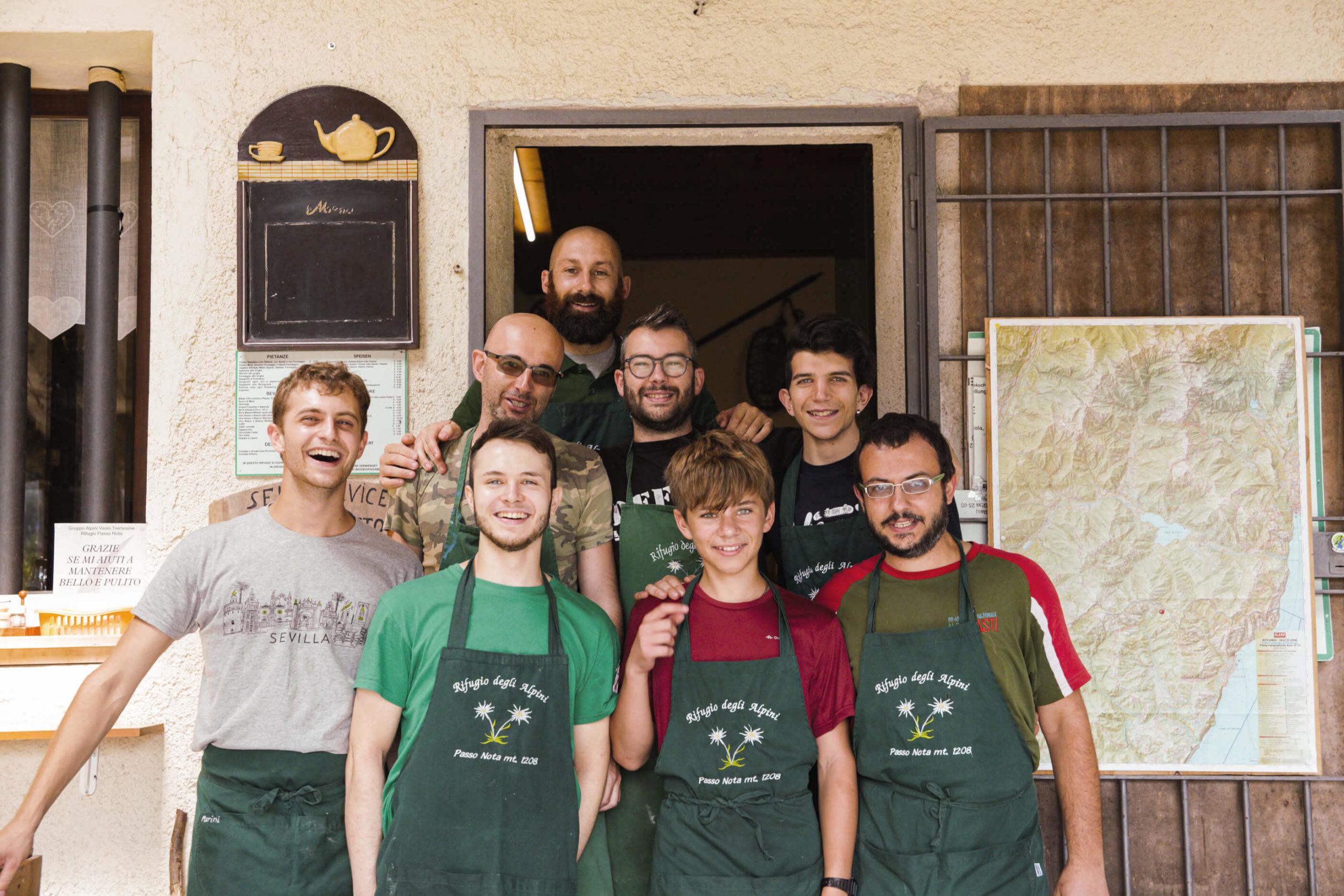 Staff Rifugio